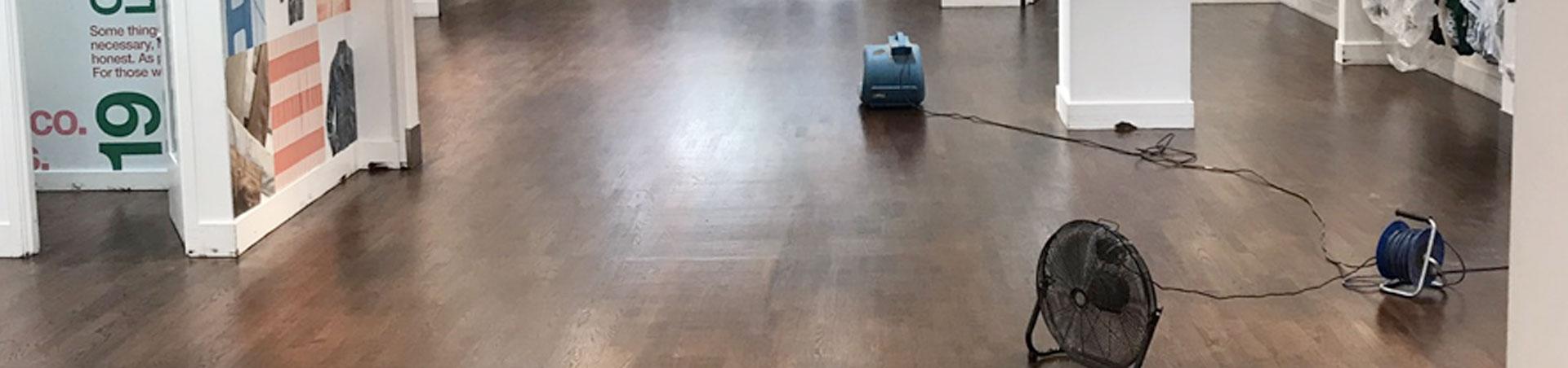 Overnight Floor Sanding